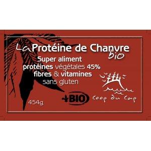 proteine de chanvre